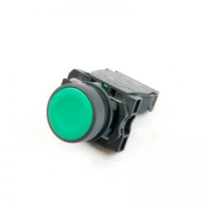 162-10-158 - Green Push Button Switch
