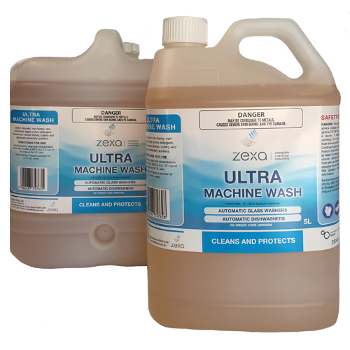 Zexa Ultra Machine Wash Range
