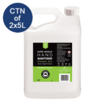 Zexa 80% ethanol Hand Sanitiser Green Apple Smash